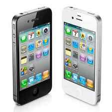 "Apple iPhone 4S 8GB ""Factory Unlocked"" Black and White Smartphone"