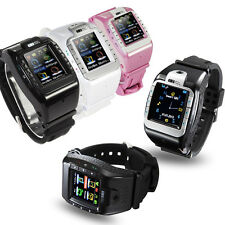 "1.4"" Wrist Watch Cell Phone Camera GSM MP3 MP4 Bluetooth Touchscreen Smart Watch"