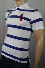 Polo Ralph Lauren White Custom Fit Big Pony Shirt NWT