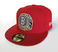NEW ERA Fitted Hat Authentic Collection 59FIFTY Boston Red Sox  World Series 7
