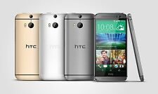 HTC One M8 Verizon UNLOCKED LTE Android 32GB Smartphone Silver Gray Red Gold B
