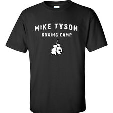 Mike Tyson T Shirt Boxing Camp T-Shirt Boxing MMA Tee
