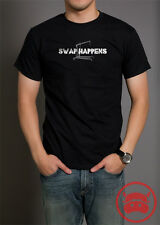SWAP HAPPENS racing enthusiasts wear street car apparel gift ideas for car guys