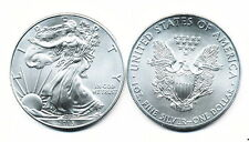 (1) 2015 AMERICAN SILVER EAGLE MINT FRESH OPENS AT .99C