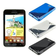 kwmobile TPU SILICONE CASE FOR SAMSUNG GALAXY NOTE N7000 DESIRED COLOUR SOFT