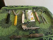 YOUR CHOICE: VINTAGE CAN, JAR, BOTTLE OPENERS. EKCO, WOODS, VAUGHN'S. USE/ DECOR
