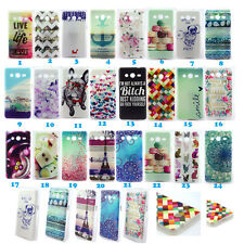 Rubber Silicon Soft TPU Back Phone Case Cover For Samsung Galaxy Core II 2 G355H