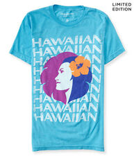aeropostale mens hawaiian airlines graphic t shirt
