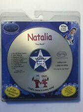 KID HIP Personalized Name CDs- Hear Your Child's Name In The Music 50x - (N-Z)