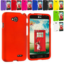 For LG Optimus L90 Hard Snap-On Color Matte Case Cover Accessory