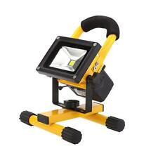 Portable IP65 10w High Power 600LM LED Flood Light Lamp Rechargeable Daylight