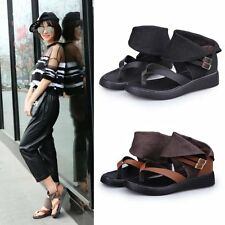 2015 New womens ankle boots Sandals Roman causal sport shoes low heel Flip flops