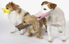 Oppo Dog Muzzle Quack - Duck bill designer pet protection, from Japan