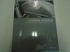2007 Harley Davidson TOURING MODELS Electrical Diagnostic Shop Manual NEW