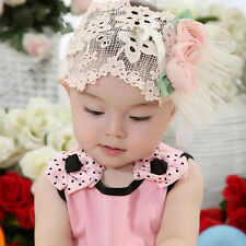 Cute Baby Girls Headbands cute Hair Bangs Bowknot Photography lovely Head Band