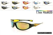New XS Sport Polarized Sunglasses With Falf Plastic Frames For Men & Women.