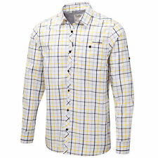 53% OFF RRP Craghoppers Mens Essien Long Sleeve Shirt Outdoors LS Button Shirt