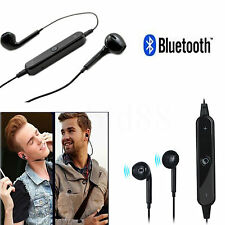Wireless Sport Stereo Bluetooth Headset For Samsung Galaxy S6 Edge S6 iPhone 6 5