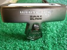 "Odyssey White Ice D.A.R.T. blade right-handed 35"" heel-shafted  Putter"