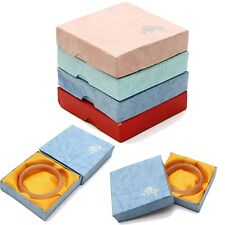 1/5/10XJewellery Gift Boxes Case Necklace Bracelet Bangle Paperboard Wholesale