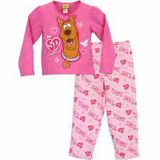 Girls Scooby Doo Pyjamas | Scooby Doo PJs | Scooby-Doo Pajama Set | Scooby pjs