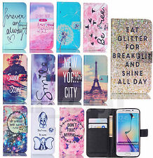 Summer hot sale Flip Hybrid Wallet card Leather Stand Case Cover for smart phone