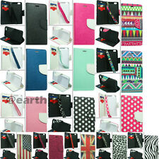 "For iPhone 6 / 4.7""  PU Leather Flip Folio Wallet Pouch Case Cover w/ Stand"
