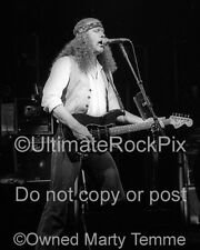 HUGHIE THOMASSON PHOTO THE OUTLAWS LYNYRD SKYNYRD 1980 by Marty Temme