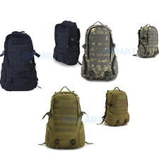 Outdoor Camping Trekking Hiking Bag Military Tactical Travel Rucksacks Backpack