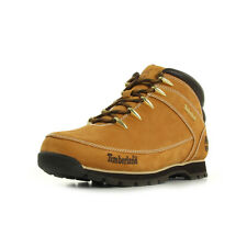 Chaussures Boots Timberland homme Euro Sprint Hiker Wheat taille Camel Cuir