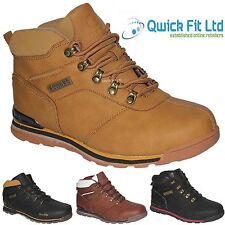NEW MENS GLENSDALE WORK BOOTS WINTER WALKING HIKING TRAINERS WORK SHOES SIZES..