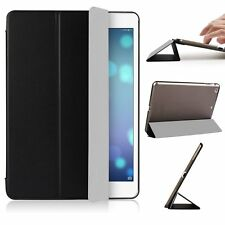 Leather Smart Cover and Hard Back Case For Apple iPad 2 3 4 iPad Mini iPad Air 2