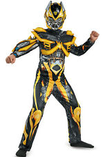 Transformers Bumblebee Deluxe Child Costume