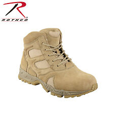 5368 Rothco 6 Inch Forced Entry Desert Tan Deployment Boot