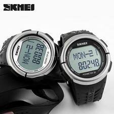 Heart Rate Monitor Fitness Watch Strspless Sport Fashion Men Women Wrist Watches