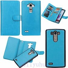 For LG G3/G4 New Fashion Leather Wallet Card Pouch Phone protector Case Cover