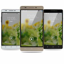"5.5"" Dual Sim Android 4.4 Smartphone Quad Core Unlocked 3G/GSM Mobile Cell Phone"