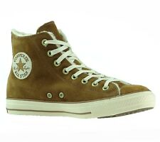 NEW CONVERSE Shoes Trainers Hi Boots Chucks Women's Leather boots 133085C. Fur