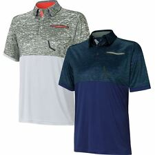 Adidas Golf 2016 Climacool Sport Digital Print Performance Mens Golf Polo Shirt