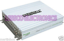 FUSION FM-402 am402 2-channel marine amplifier — 65 Watts RMS x 2 at 4 ohms