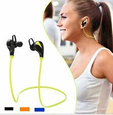 Wireless Bluetooth Headset Sport Stereo Earphone Headphone for iPhone Samsung