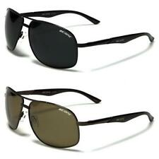 Mens Womens Polarized Lens Designer Aviator Black UV400 Sunglasses PZ3916 New
