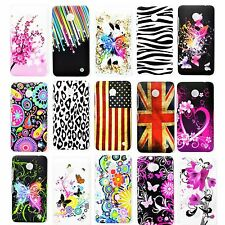 Amazing Protective Hard Plastic Shell Case Cover For Nokia Lumia 630 520 N520