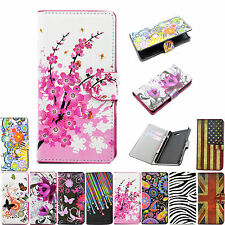 New Flip Leather Stand Wallet Pouch Cover Case For Sony Xperia E1 Z2 Z1 Mini