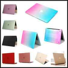 "Rubberized Matte Hard Cover Scrub Case For Macbook Pro 13"" 13.3 inch Mac Book"