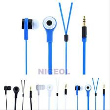 3.5mm In Ear Stereo Headphone Earphone Headset Earbud for iPhone iPod MP3 MP4 PC