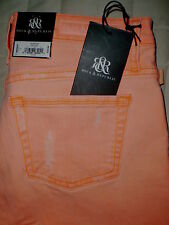 Rock & Republic ~ Hamburg Cropped Capri ~  Pushpop Jeans Many Sizes New $72