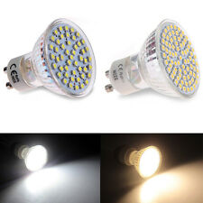 10x GU10 3W 5W White Warm White LED Spotlight Spot Light Bulb Lamp  3528 SMD