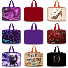 "14"" 14.1"" Laptop Cover Sleeve Case Bag+Hide Handle For HP Chromebook 14 Notebook"