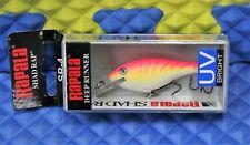 Rapala Shad Rap Deep Runner Crankbait Lures SR04 EACH SOLD SEPARATELY!!